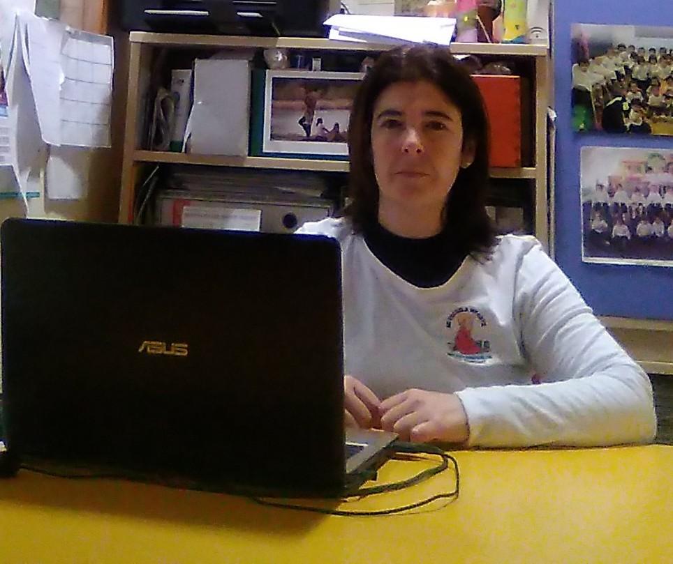 """MONTSERRAT LÓPEZ ÚBEDA DIRECTORA Y COORDINADORA EDUCATIVA DE """"MI ESCUELA INFANTIL"""""""